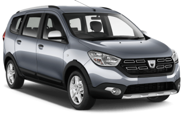 Dacia Lodgy 7 place