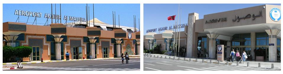 aéroport-Agadir