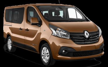 Minibus 9 place Renault trafic