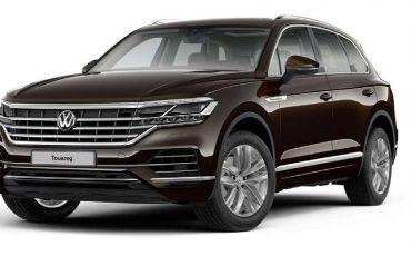 Volkswaggen TOUAREG 2019